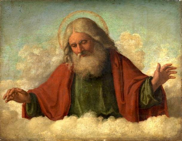 'God the Father' (1510-1517) by Cima de Conegliano. (Public Domain)