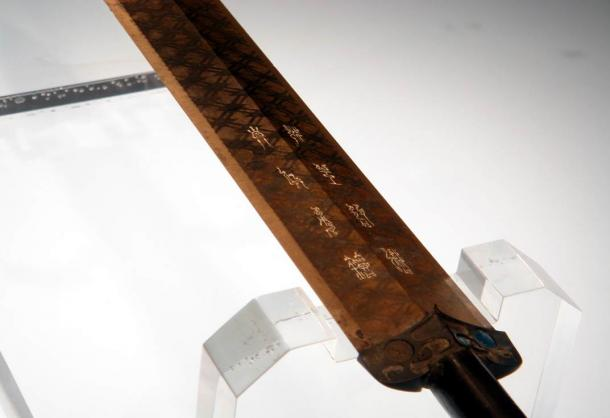 Goujian: The Ancient Chinese Sword that Defied Time
