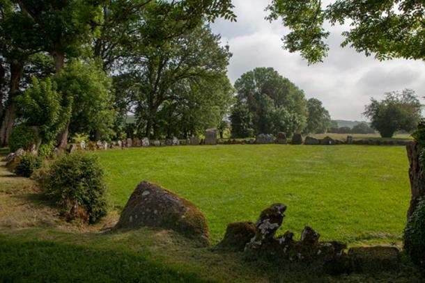 Grange Stone Circle, Limerick
