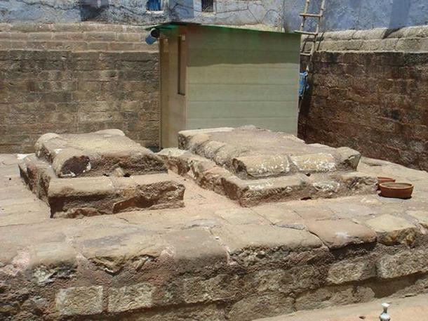 Grave of Razia Sultana, ruler of Delhi in India from 1236 to 1240. (Kaiser Tufail/CC BY 3.0)
