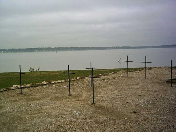 Graves in Historic Jamestowne, Virginia. (Ser Amantio di Nicolao/CC BY SA 3.0)