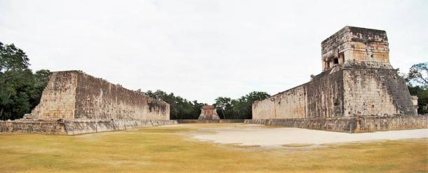 The Great Ballcourt