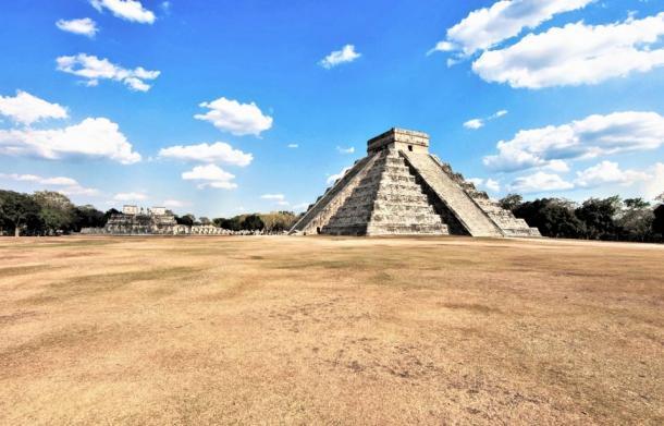 Chichén Itzá's Great Plaza