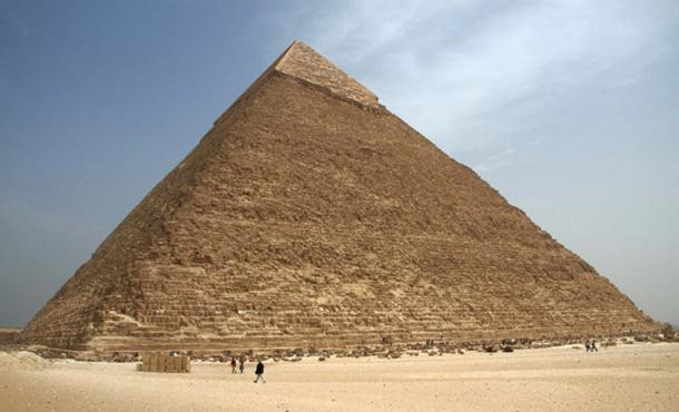 Does the Great Pyramid contain hidden chambers?