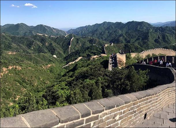 Great Wall of China (Image: Siberian Times)