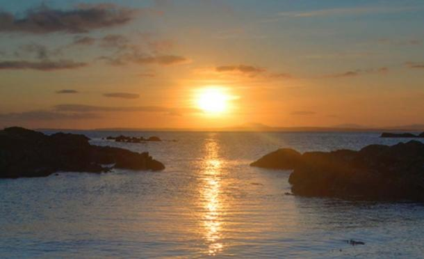 Greencastle Sunrise, County Donegal, Ireland. (Andrew Hurley/CC BY-SA 2.0)