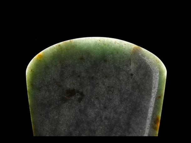 A Greenlaw axehead.