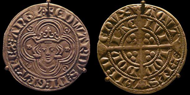 Groat of Edward I. (Public Domain)