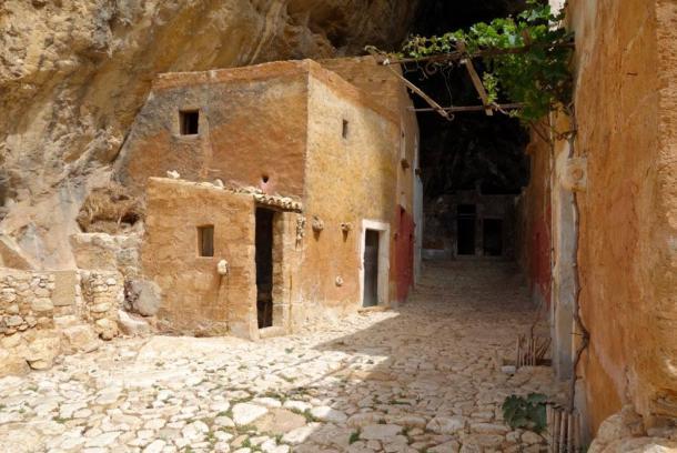 Grotta Mangiapane.