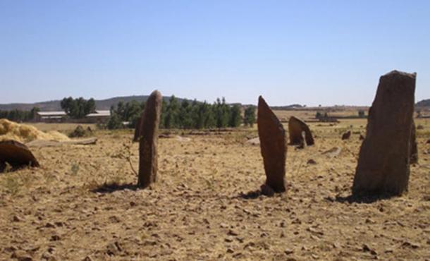 Gudit Stelae Field