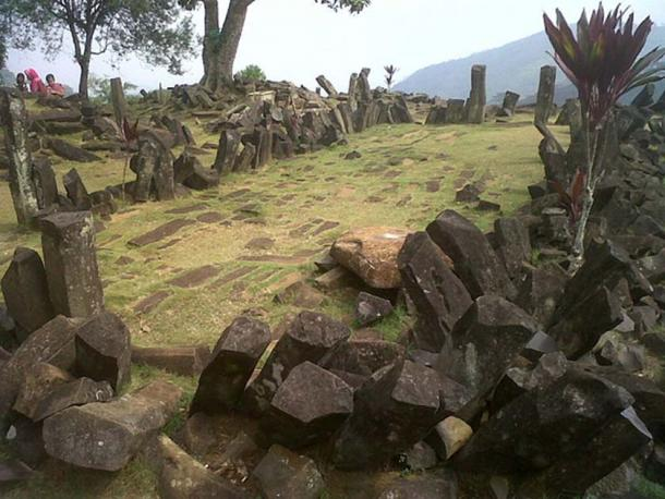 Gunung Pagang site. (Mohammad Fadli / CC BY-SA 3.0)