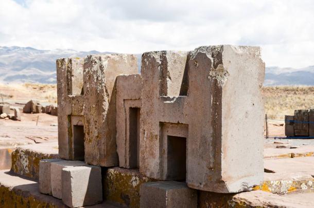 Puma Punku Stone Blocks – Bolivia. (Adwo /Adobe Stock)