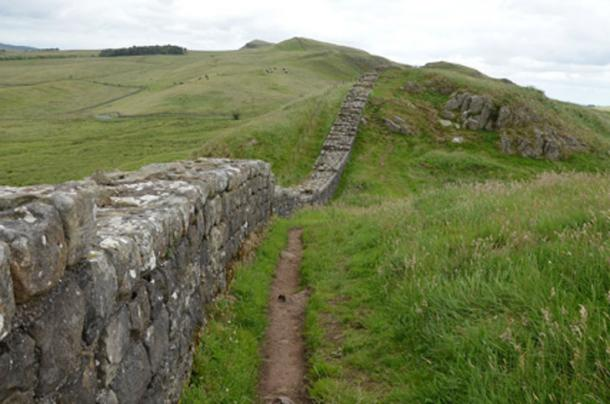 Hadrian's Wall is one example of colonization that impacted the environment. (Butko / CC BY-SA 2.0)