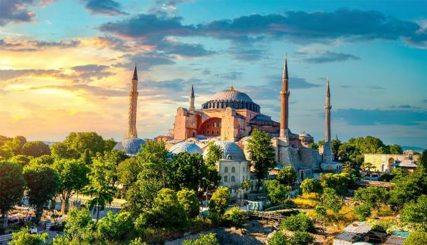 The world-famous Hagia Sophia will be turned back into a mosque. Credit: Givaga / Adobe Stock