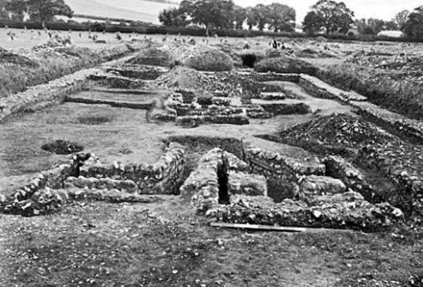 Hambleden – site of mass baby grave, Buckinghamshire, England