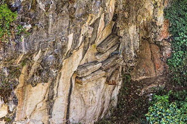 The Unique Hanging Coffins of Sagada, Philippines