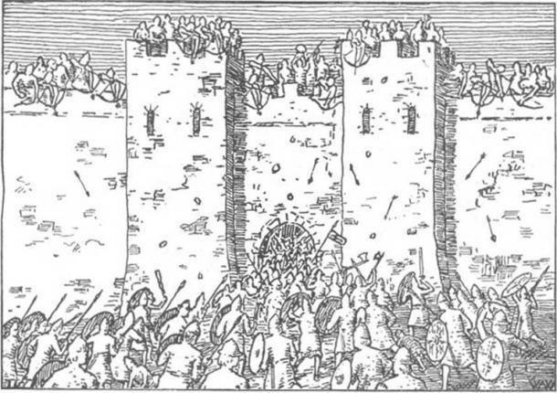 Harald carried out some destructive operations, giving him a bad reputation. Harald Hardraada saga, Heimskringla.