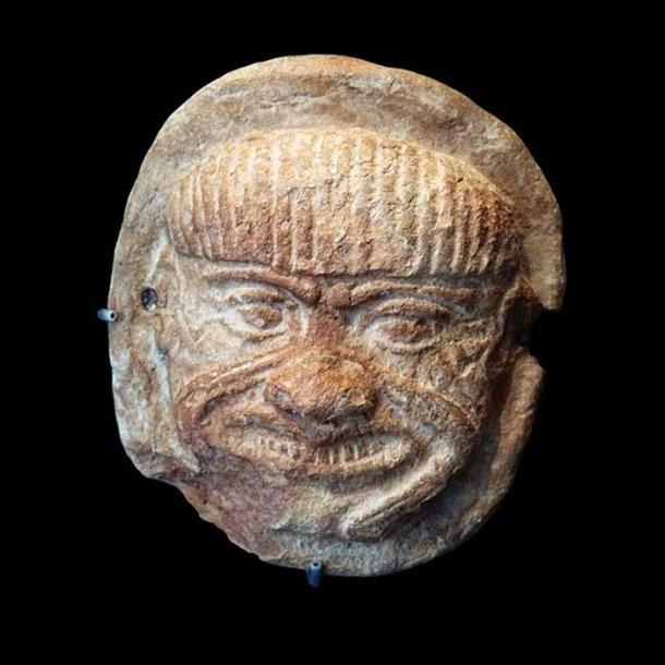 Head of Humbaba. (Rama/CC BY SA 3.0)