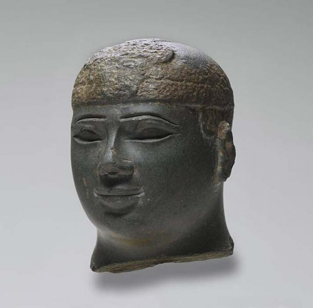 Head of a Kushite Ruler, ca. 716-702 BCE