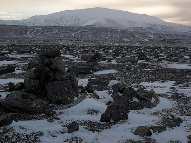 """Hekla – the """"Gateway to Hell."""" (cogdogblog/CC BY 2.0)"""