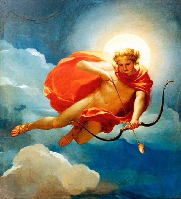 'Helios as Personification of Midday' (1765) by Anton Raphael Mengs. (Public Domain)
