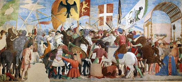 Heraclius had used the military strategy outlined by Emperor Maurice; however, a new Byzantine system of defense was needed. (Eloquence / Public Domain)