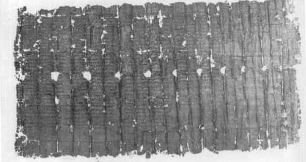 Herculaneum Papyrus 1428: Philodemus, On Piety