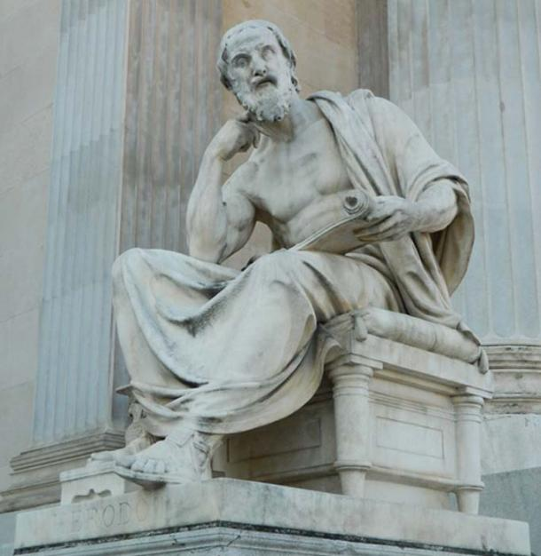 Herodotus – Father of History discussed the type of ship found by marine archaeologists in his work the 'Histories'. (janka00simka0 / Public Domain)
