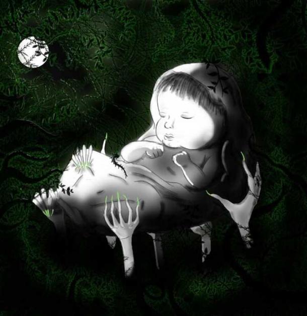 Highland Fairy Lullaby. (Author provided)