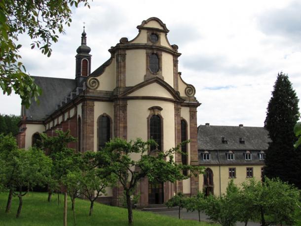 Himmerod Abbey church