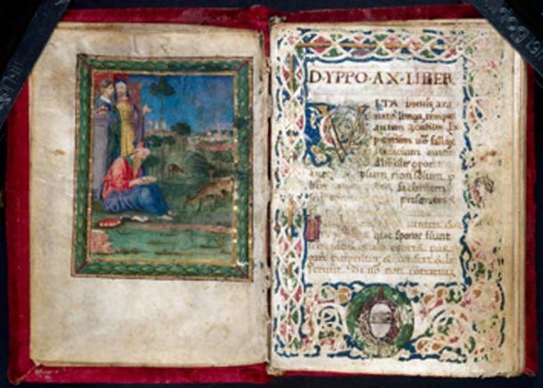 Hippocrates' Aphorismi manuscript. (Fæ / Public Domain)