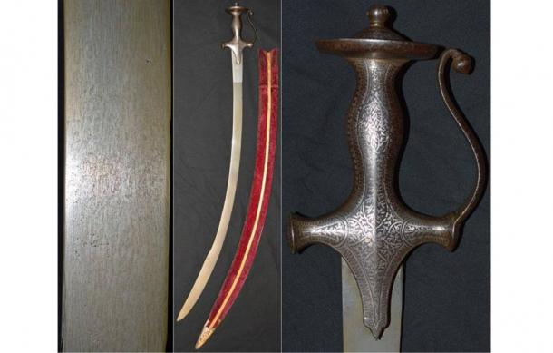 Historic Indian sword was masterfully crafted