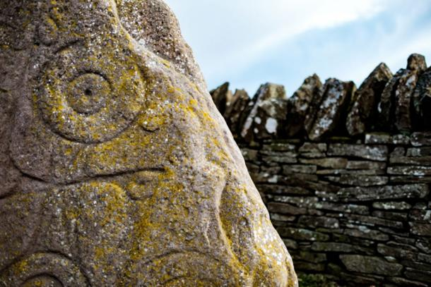 Historic Pictish sculptured standing stones, Aberlemno (Stuart / Fotolia)