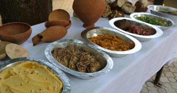 The 4,000-year-old Hittite feast prepared at Alacahöyü