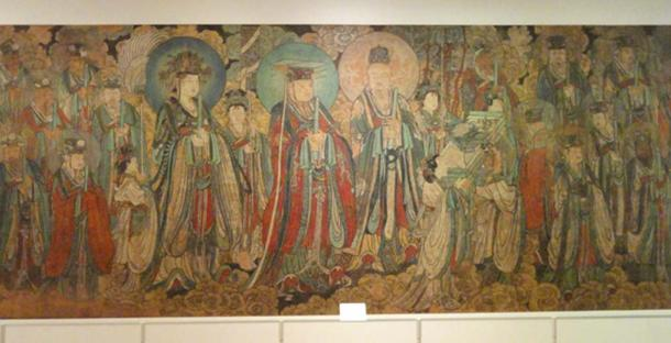 Homage to the Highest Power, Yuan Dynasty, China circa 1300 AD