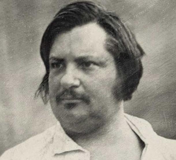 Honoré de Balzac (1799-1850).