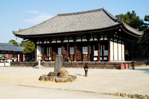 Horyu-ji Temple in Asuka, a UNESCO World Heritage Site, was an important temple that led to the development of the Nara period and the rise of Buddhism as a state power. (Milosz Maslanka / Adobe Stock)