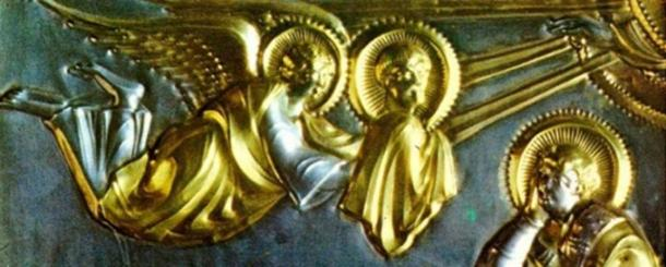 How artisans centuries ago achieved sophisticated gilding, such as on the St. Ambrogio golden altar from 825 AD, is now coming to light.