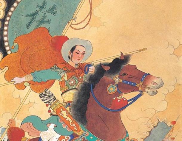 Hua Mulan.
