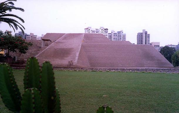 Huallamarca, San Isidro, Lima, Peru. (Håkan Svensson/CC BY SA 3.0)