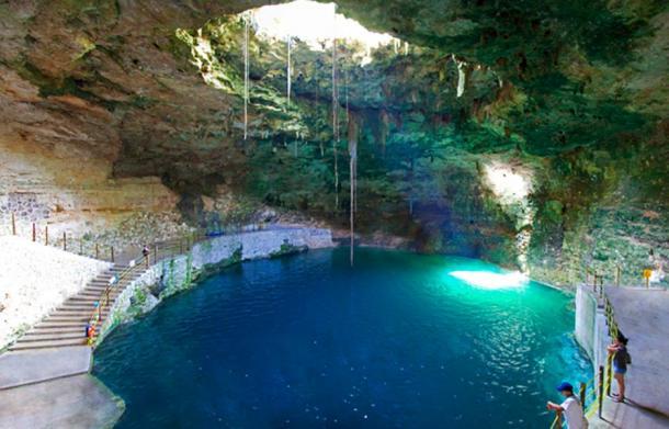 Hubiku Cenote, Merida – Mexico