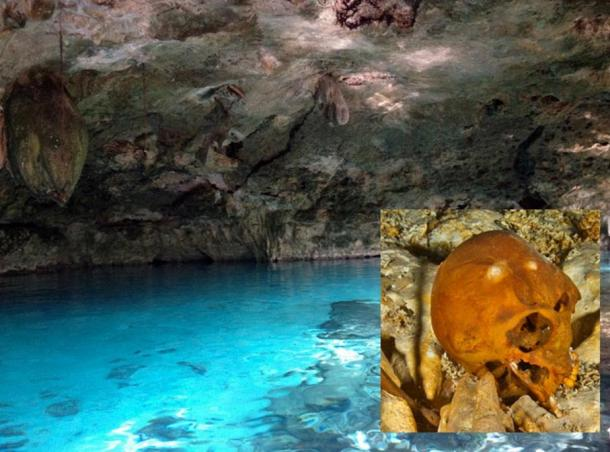 10,000-year-old Human Remains Found in Underwater Cave in Mexico