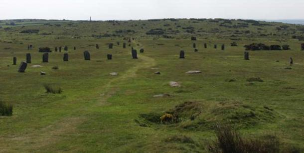 The Hurlers stone circles