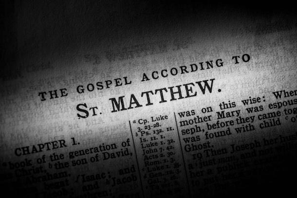 In the Gospel According to Matthew both the birth of Jesus and the Star of Bethlehem are mentioned but only in the vaguest terms. (Michael Flippo / Adobe Stock)