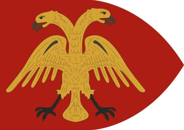 The coat of arms of the Empire of Trebizond. (Samhanin / CC BY 3.0)