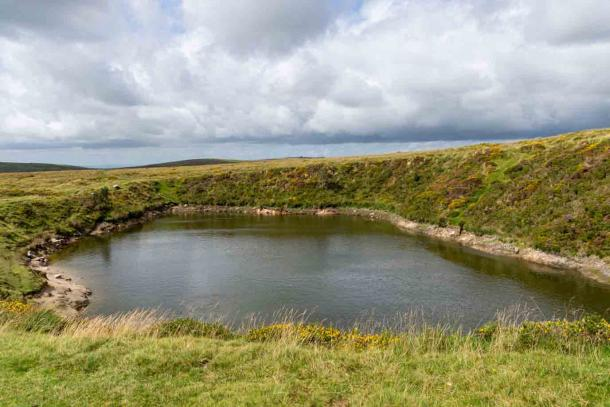 Crazywell Pool in Dartmoor National Park has been the subject of many myths and legends. Source: Andreas / Adobe Stock
