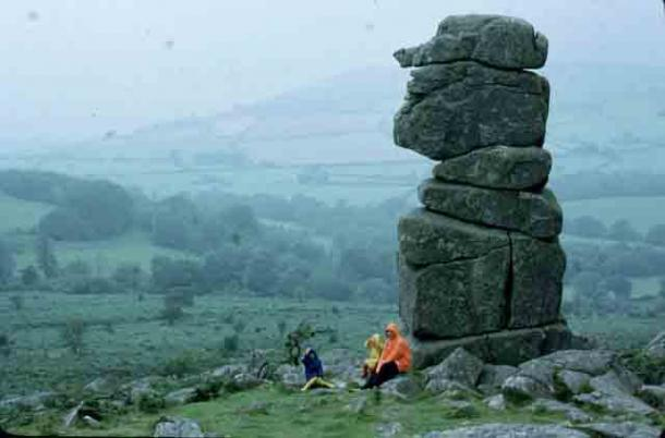 View of Bowerman's Nose in Dartmoor National Park in Devon. (Sarah Charlesworth / CC BY-SA 2.0)
