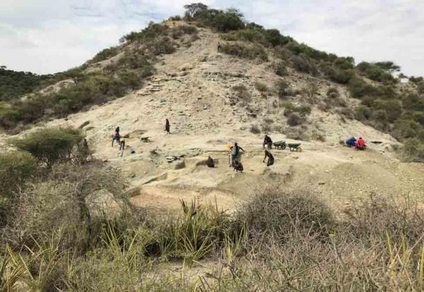 New interdisciplinary field work has led to the discovery of the oldest archaeological site in Oldupai Gorge, which shows that early humans used a wide diversity of habitats amidst environmental changes across a 200,000 year-long period. (Michael Petraglia)