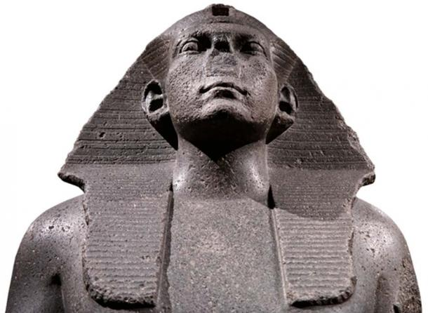 Image 1. Pharaoh Amenemhet III - 12th dynasty (1840-1800 BCE)