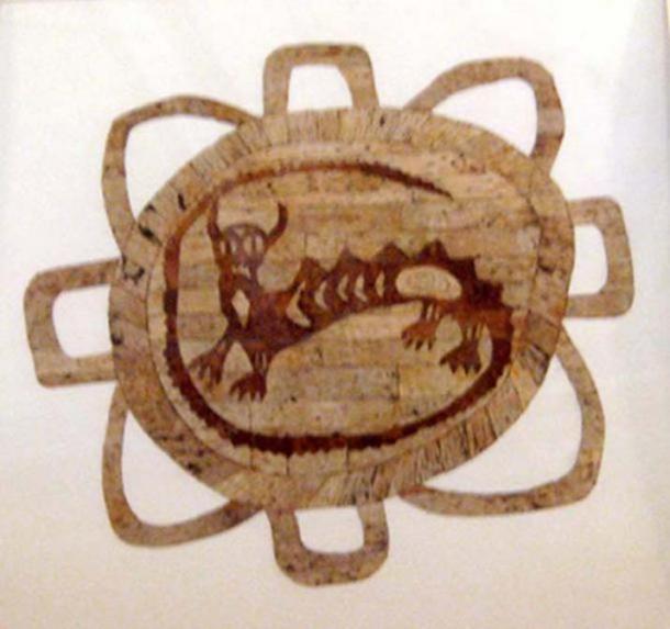 Изображение на Подводна пантера, от Националния музей на американските индианци, библиотека на George Gustav Heye Center.  ( Публичен домейн )